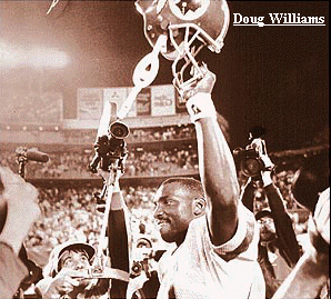 doug williams triumph