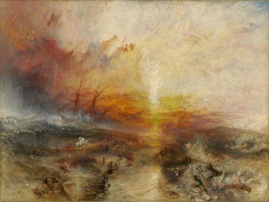 turner slave ship